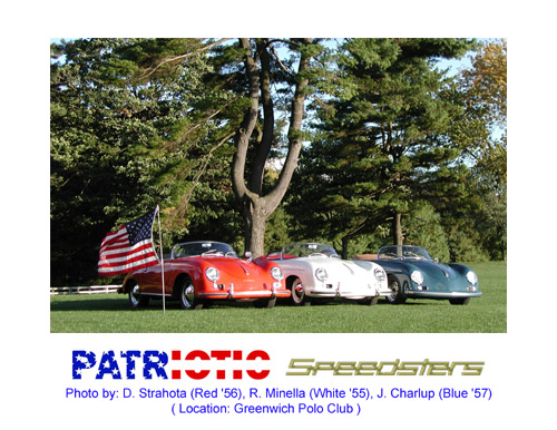 Patriotic Speedsters